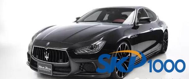 skp1000-add-key-Maserati-Ghibli