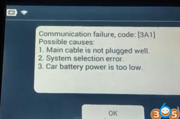 lonsdor-k518ise-voltage-error