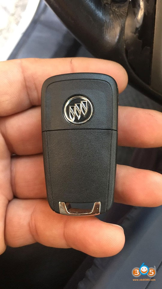 Buick-lacrosse-2011-smart-key-add-done-lonsdor-k518-7