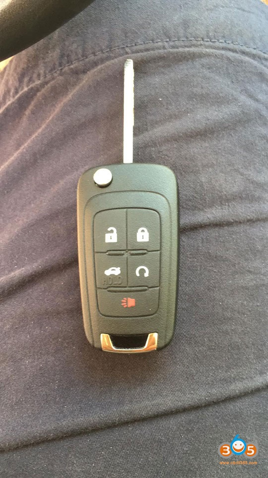 Buick-lacrosse-2011-smart-key-add-done-lonsdor-k518-8