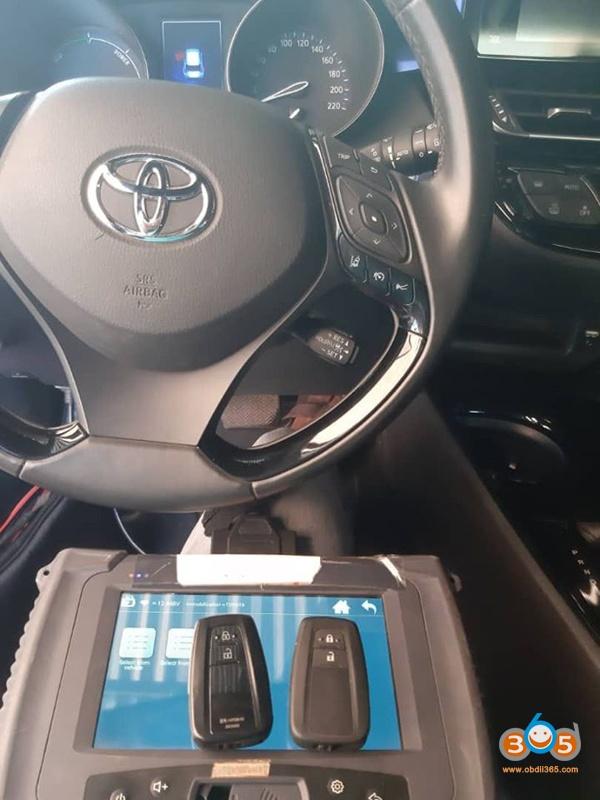 Toyota CHR 2017 lonsdor
