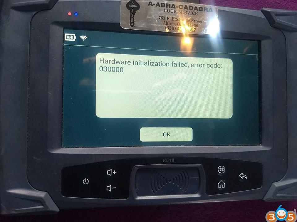 lonsdor-k518ise-update-failure-1